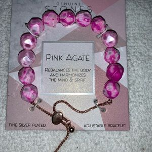Brand new genuine stones bracelet
